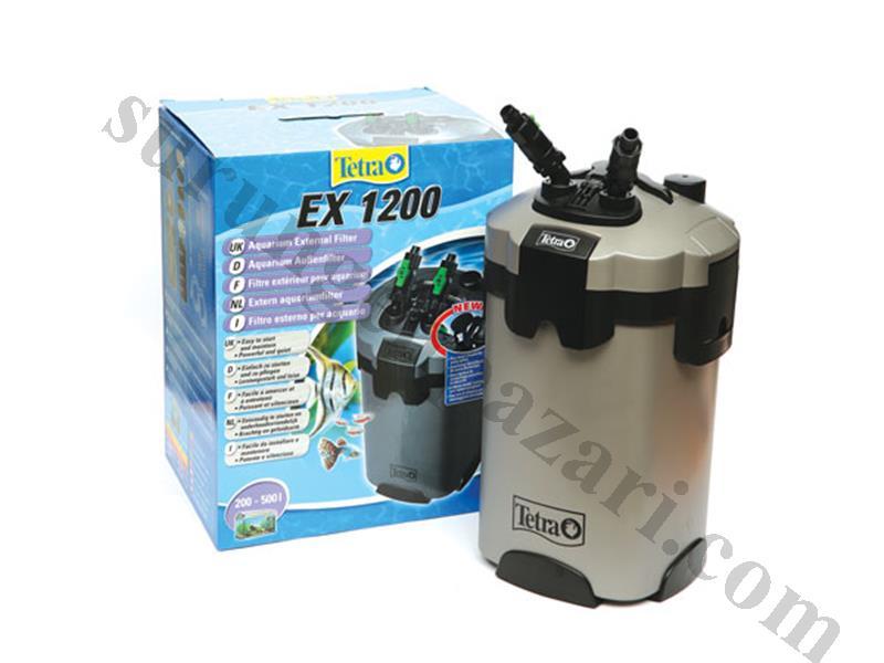 Tetra EX 1200 Dış Filtre